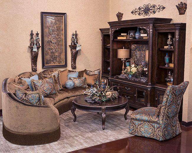 Hemispheres: A World of Fine Furniture | Gabriella-Temptation