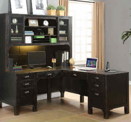 Home Office Furniture | Flexsteel Furniture for Home Office Space