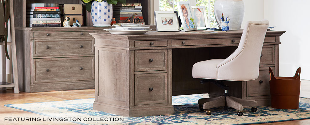 Home Office Furniture Sets   Home Office Collections   Pottery Barn