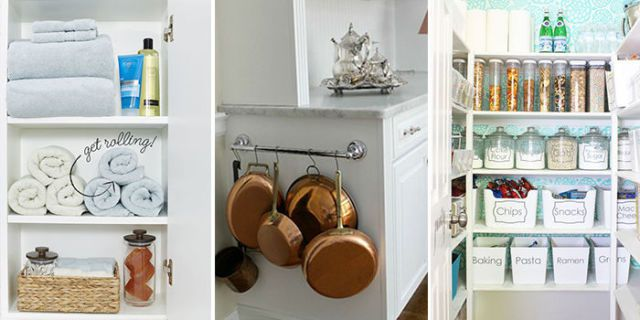 Home Organization Resolutions - One-Day Home Resolutions
