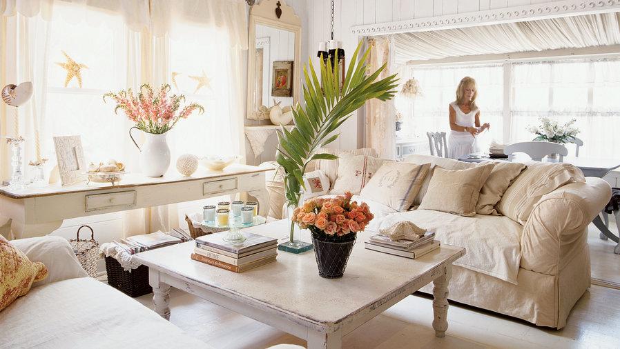 100 Comfy Cottage Rooms - Coastal Living