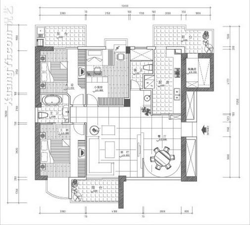 Plan] interior design plan