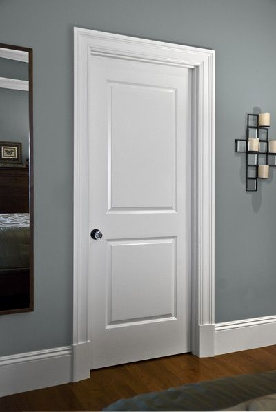 Clean, simple interior door, trim and mouldings   Latest News