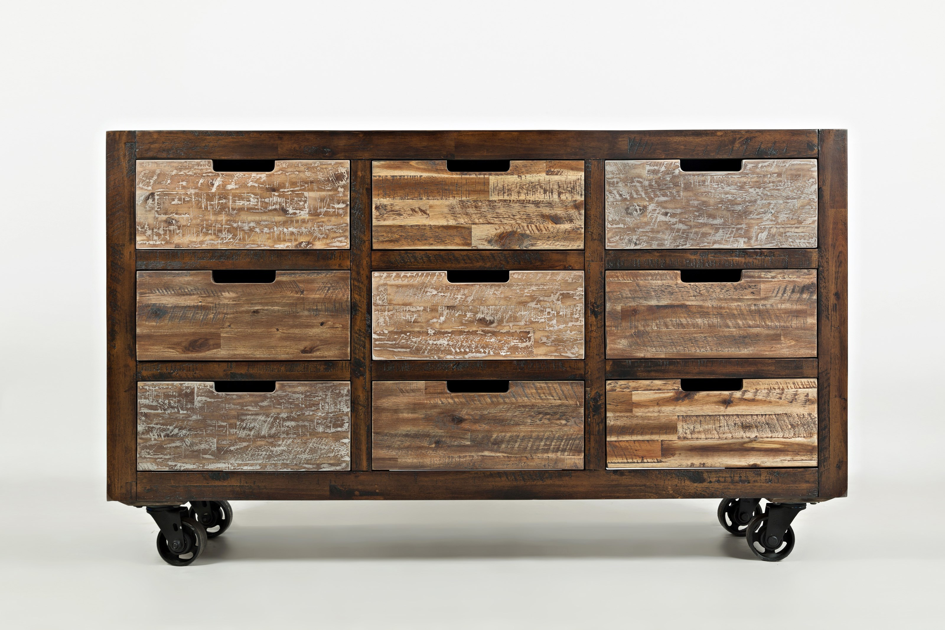 Jofran Painted Canyon Accent Chest - Jofran