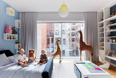 54 Stylish Kids Bedroom & Nursery Ideas - Architectural Digest