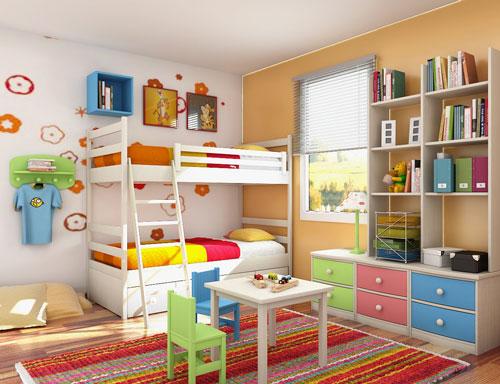 Kids Bedroom Storage Ideas | Home Design Ideas