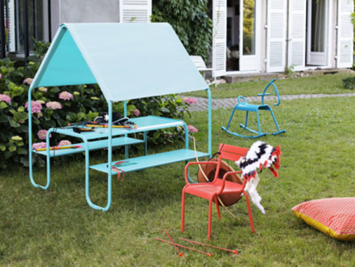 Children furniture - Outdoor furniture - Fermob