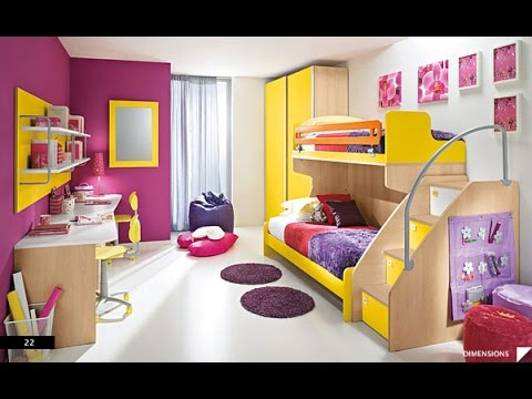 Kids Room Designs  20 Exclusive Kids Room Design Ideas -for girl and