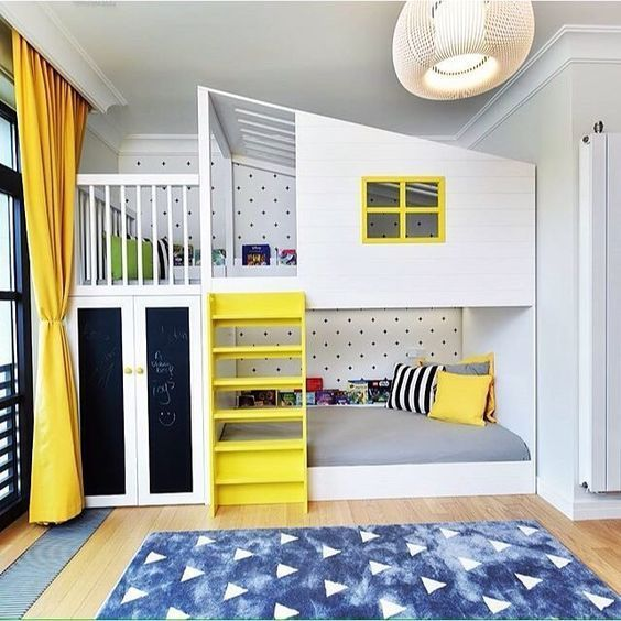 Perfect Kids Room Design