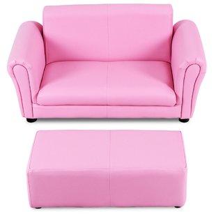 Kids' Sofas & Group Seating You'll Love | Wayfair