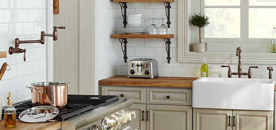 Kitchen Accessories- DXV Luxury Kitchen Accessories