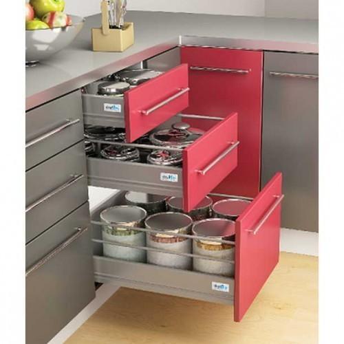 Modular Kitchen Baskets at Rs 130 /piece   Kitchen Basket   ID
