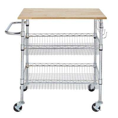 Kitchen Carts - Carts, Islands & Utility Tables - The Home Depot