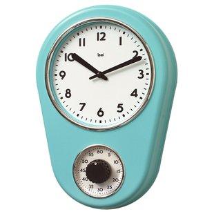 Decorative Kitchen Clocks | Wayfair