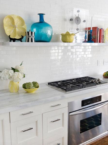 5 Easy Kitchen Decorating Ideas - Freshome.com