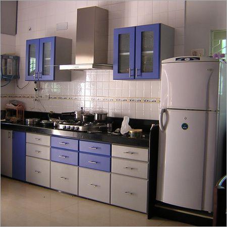 Modular Kitchen Furniture - ACCURATE WOOD WORKS PVT. LTD., Godown