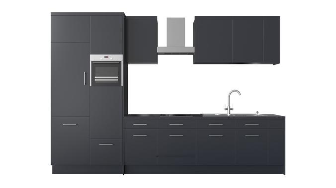 3D model Photorealistic Modern Kitchen