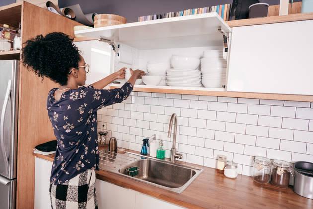40 Kitchen Organization Ideas & Hacks that Save Space   CafeMom