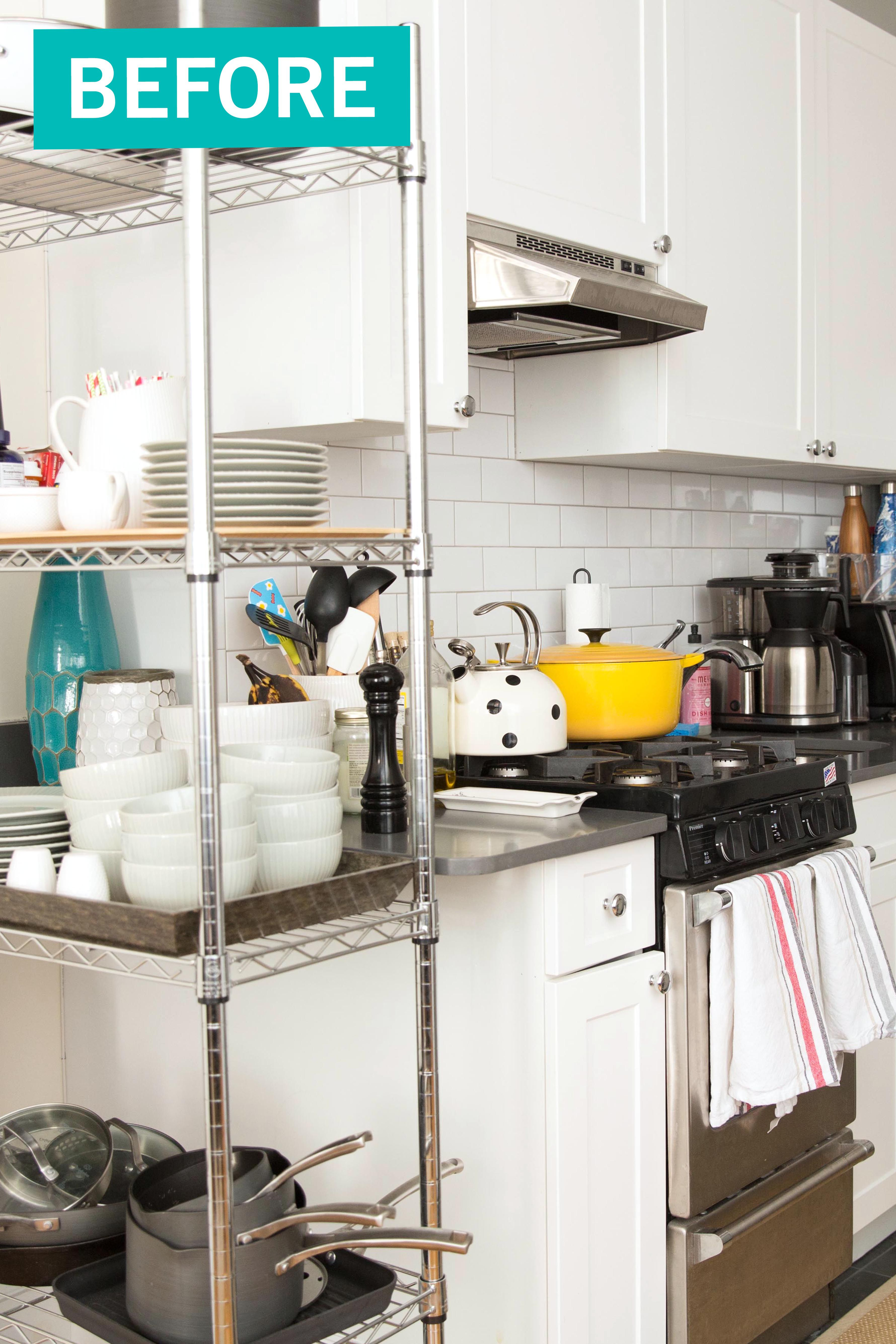Kitchen Organization – Making Your Life Much Easier And Neater