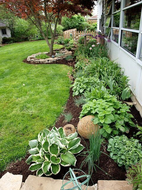55 Backyard Landscaping Ideas You'll Fall in Love With | GARDENS