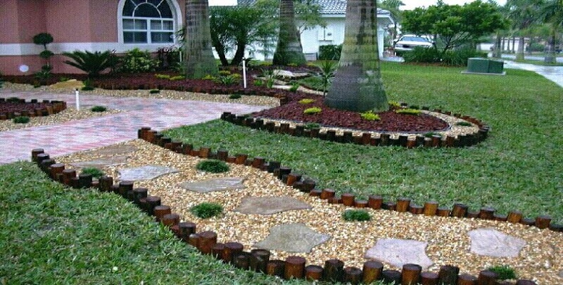 10 Inexpensive Landscaping Ideas for your Yard - Green Gold