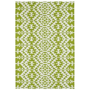 Modern & Contemporary Lime Green Rugs | AllModern