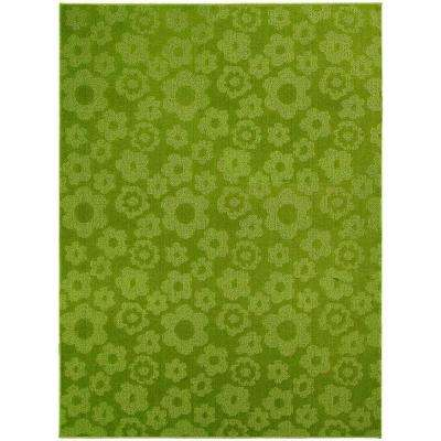 Lime Green - Area Rugs - Rugs - The Home Depot