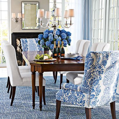 Perfect captain's chairs   living room in 2019   Dining room, Dining