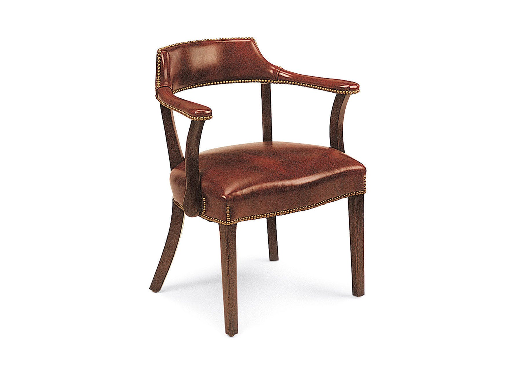 Accent Your Living Room with   Captains Chair