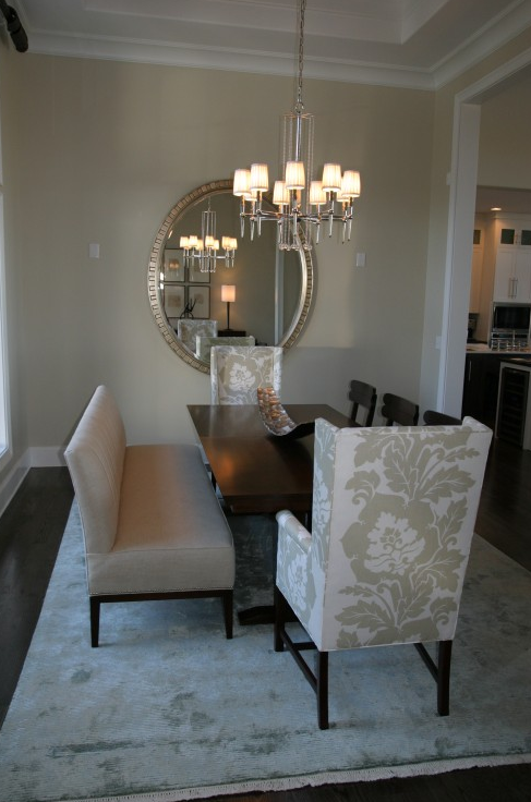 Dining Room Captain Chairs - Contemporary - dining room - Fowler