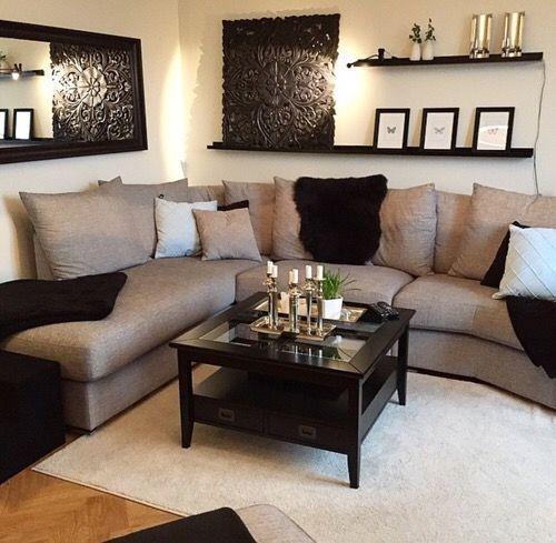 50+ Brilliant Living Room Decor Ideas in 2019   mi casa   Home Decor