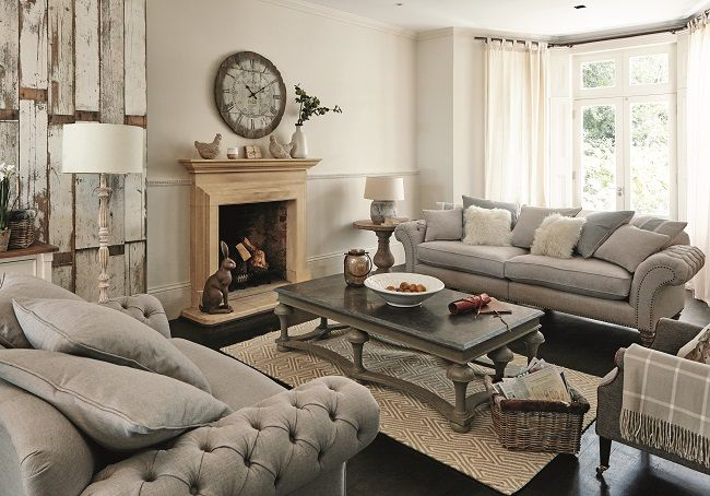 living room style ideas, modern country sitting room | Home decor