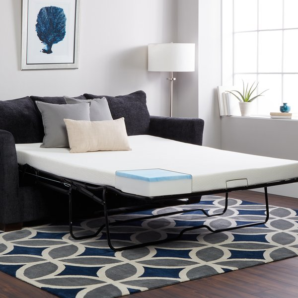 Shop Select Luxury Queen-size Sofa Sleeper Replacement Gel Memory
