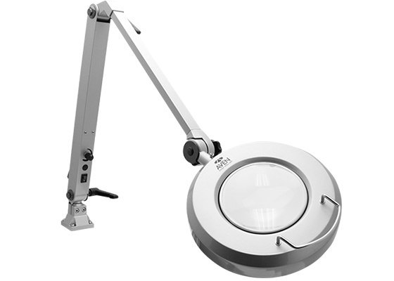 ProVue Deluxe Magnifying Lamp LED u2013 Aven Tools