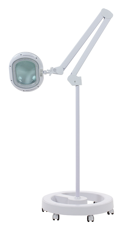 Elemento-LED-Magnifying-Lamp-Touch-Control-Brightening-Adjustment-System