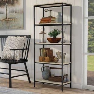 Rustic Bookcases & Bookshelves You'll Love   Wayfair