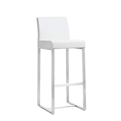 Amazon.com: Tov Furniture The Denmark Collection Stainless Steel