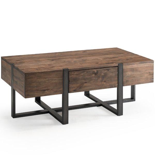 Union Rustic Sharri Modern Coffee Table & Reviews   Wayfair