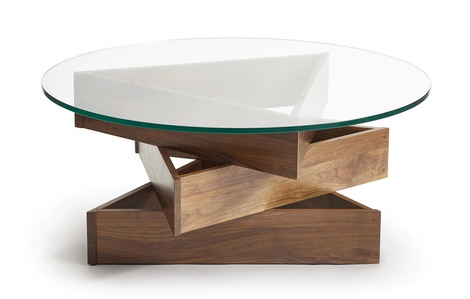 Classic Way To Decorate Room   With Unique Modern Coffee Tables