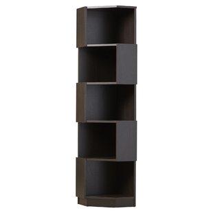 Modern & Contemporary Corner Shelf Unit | AllModern