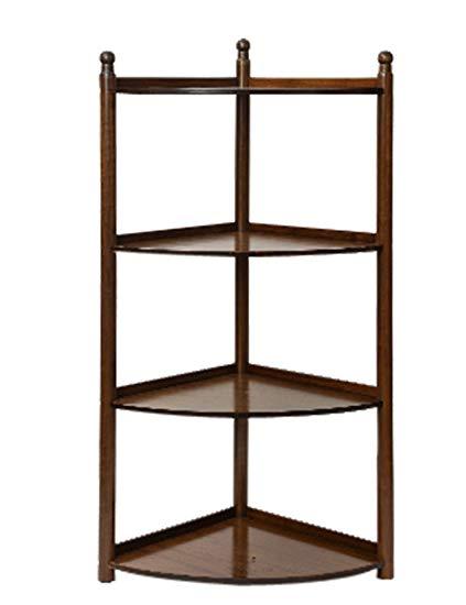 Amazon.com: Bookcase Simple And Modern Corner Shelves Living Room