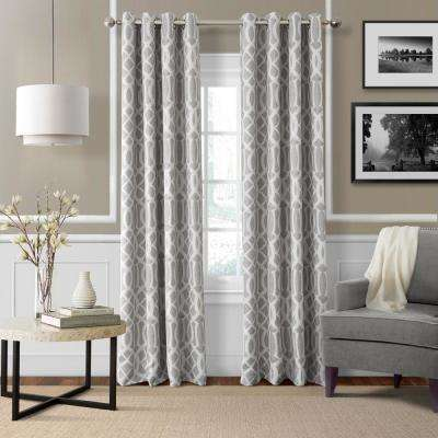 Blackout - Gray - Modern - Curtains & Drapes - Window Treatments