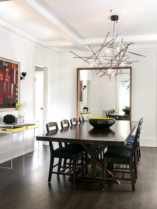 How to get contemporary chandeliers dining room? - Lighting and