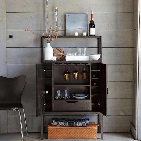Modern Space Saving Furniture for Home Bar Designs   bar   Bars for