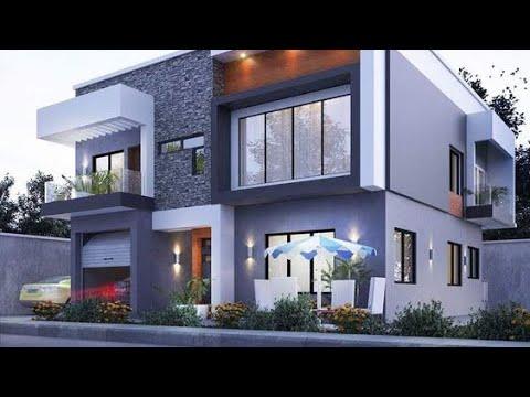 Stunning modern home designs 2019 - YouTube
