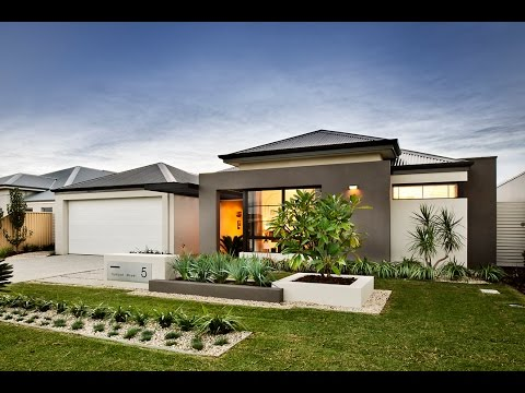 Archer - Modern Home Designs - Contemporary Builder, Dale Alcock