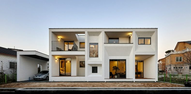Distinguishing the modern home designs with the traditional ones