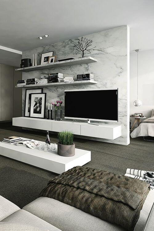 21 Modern Living Room Decorating Ideas   boom   Living room decor