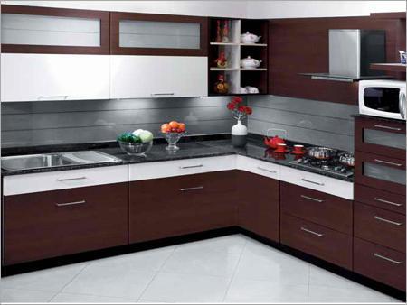 Modern Modular Kitchen at Rs 450000 /unit(s) | Dasna | Ghaziabad