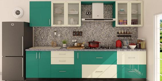 Modular Kitchen - Buy Modular Kitchen Design Online in India at Best